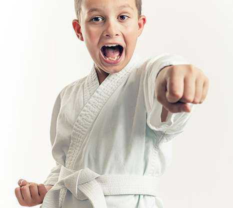 ENGAGING YOUR HIGH ENERGY KID WITH MARTIAL ARTS