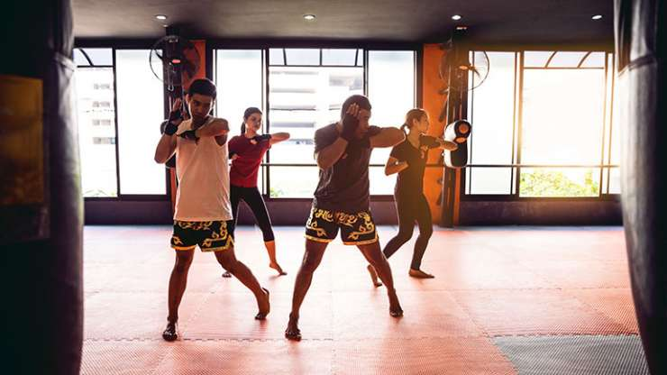 KICKBOXING: THE COMPLETE WORKOUT