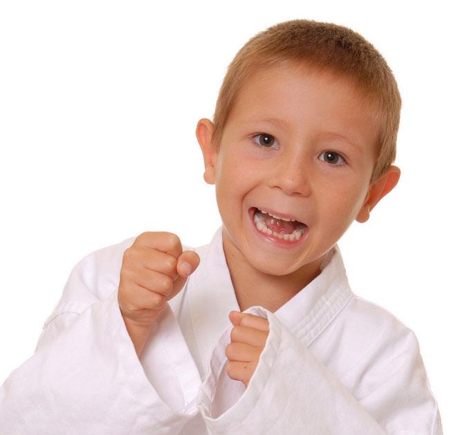 preschool martial arts program