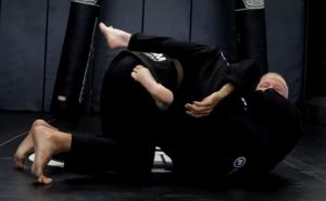jiu jitsu headlock